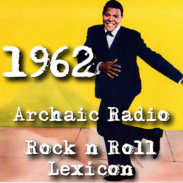 Rock n' Roll Lexicon 1962 #1